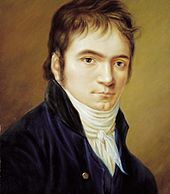 Ludwig van Beethoven        Source: Wikipedia