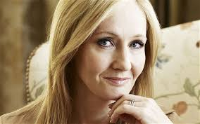 Mega-blockbuster Author J.K. Rowling (From: telegraph.co.uk)