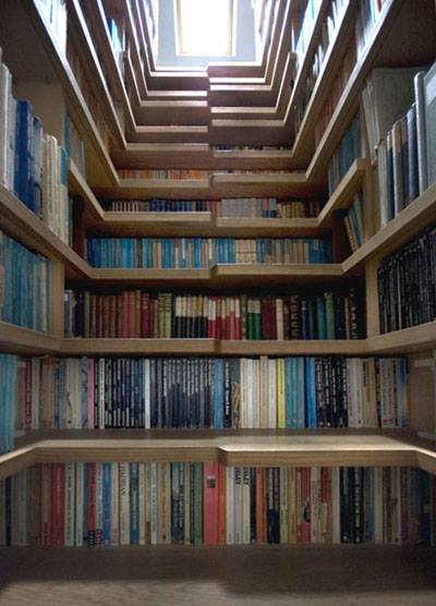 "Thanks to ""No, I do NOT have too many books!"" on Facebook for photo."
