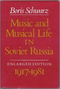 My excellence resource on music in the USSR