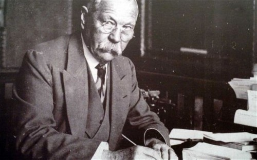 Sir Arthur Conan Doyle (Photo: Paul Grover)