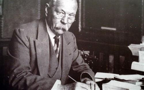 Sir Arthur Conan Doyle (Photo: Paul Grover)