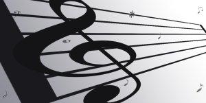 Music Score by the blue deviant fox
