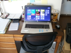 Laptop Computer: a tool of the writer in 2015