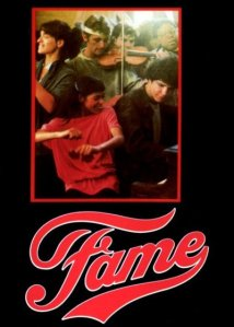 Fame (1980) from Movie Poster