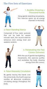 Falun Gong Exercises
