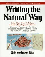 Writing natural way book cover