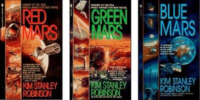 KSR Mars Trilogy