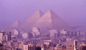 Cairo, Egypt (photo: public domain)
