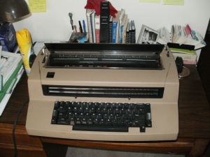 My IBM Selectric III