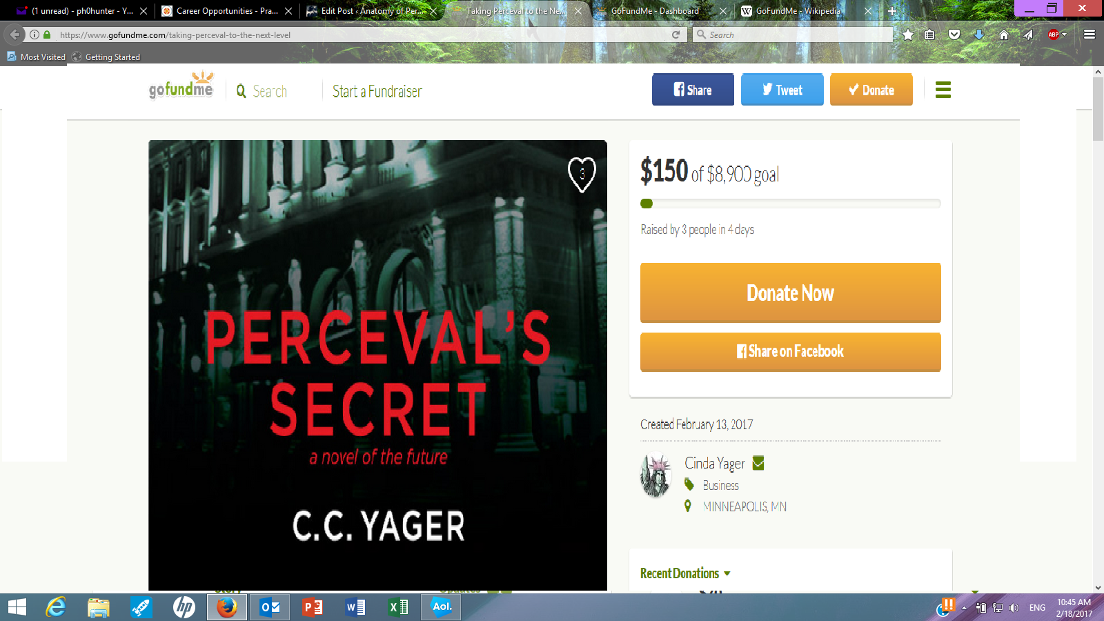 Taking Perceval to the Next Level | Anatomy of Perceval Blog